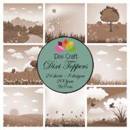 Dixi Craft Toppers ET0292