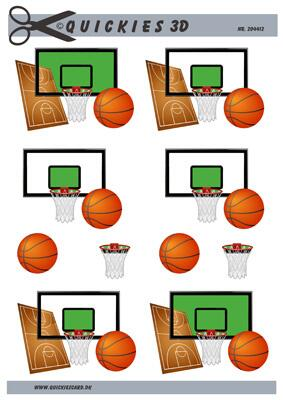 3D ark Quickies Basketball