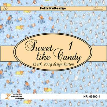 Felicita design 13,5x13,5cm Sweet like candy 1