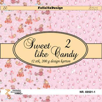 Felicita design 13,5x13,5cm Sweet like candy 2