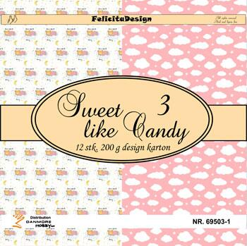 Felicita design 13,5x13,5cm Sweet like candy 3
