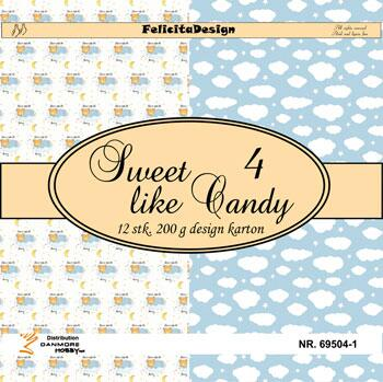 Felicita design 13,5x13,5cm Sweet like candy 4