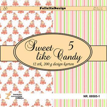 Felicita design 13,5x13,5cm Sweet like candy 5