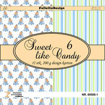 Felicita design 13,5x13,5cm Sweet like candy 6