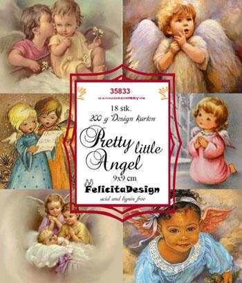 Felicita desige Pretty little angel