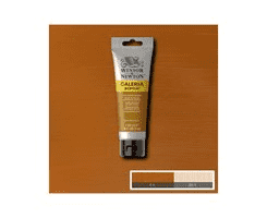 Galeria Acrylic 120Ml Raw Sienna Opaque 553