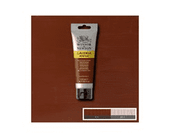 Galeria Acrylic 120Ml Burnt Sienna Opaque 077