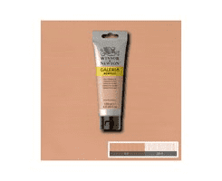 Galeria Acrylic 120Ml Pale Terracotta 437