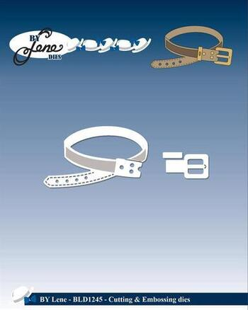 "BY LENE DIES ""Belt"" BLD1245"