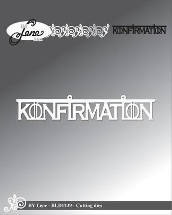 "BY LENE DIES ""Konfirmation"" BLD1239"
