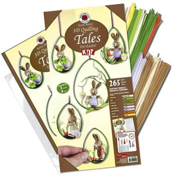 Quilling Tales for Easter Kit