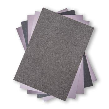 "Sizzix Opulent Cardstock ""Charcoal"" 50stk A4, 664536"