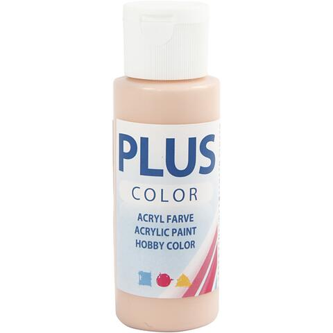 Plus color fersken 60ml