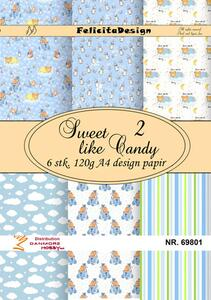 Felicita design A4, Sweet like candy 2