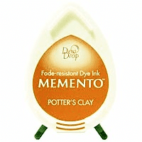 Memento brun, Potters Clay 801