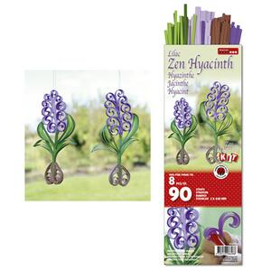 Lilac Zen Hyacinth kit