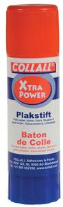 Limstift 21g hvid extra power Collall